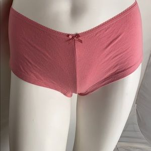 Victoria's Secret pink boy short panty